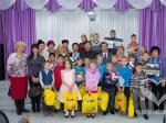 Навещение Детсткого Дома №20 г.Хабаровск