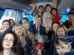 Незабываемая поездка, с благотворительнойцелью, в Сергиево-Посадс